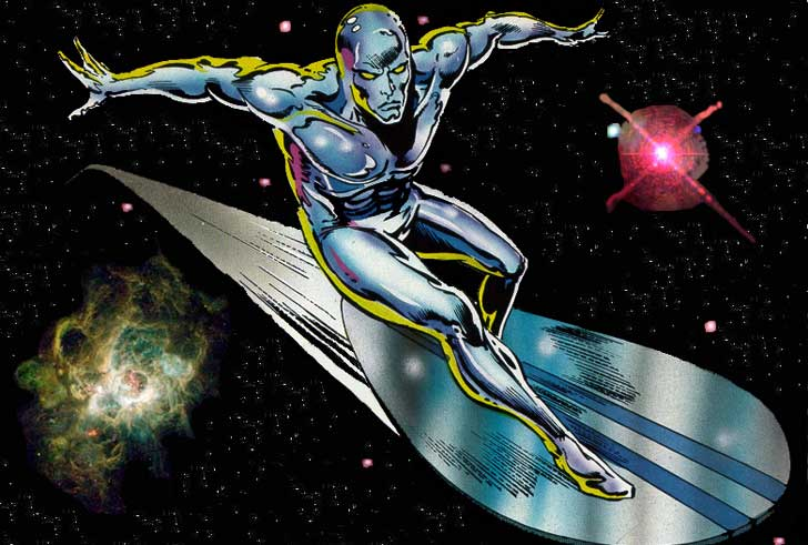 ¿Hará Marvel Studios una película de Silver Surfer?