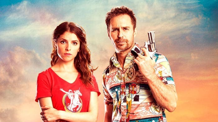 mr right Anna Kendrick Sam Rockwell Paco Cabezas