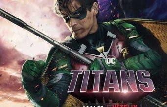 Netflix anuncia la llegada de Titans con un espectacular póster