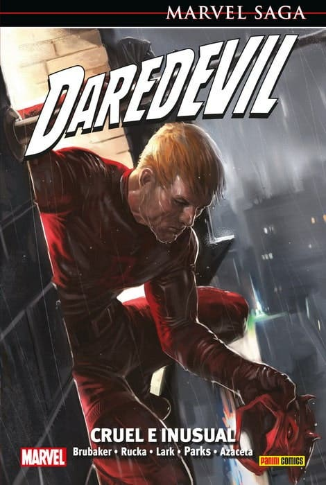 Portada de Daredevil: Cruel e inusual (Marvel Saga)