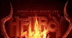 Espectacular póster de Hellboy, tráiler esta semana - Cinemascomics.com