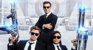 Men in Black International primer póster