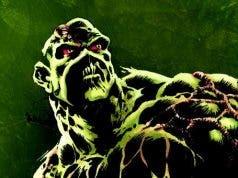 Primeras imágenes de La cosa del pantano la nueva serie de DC Comics