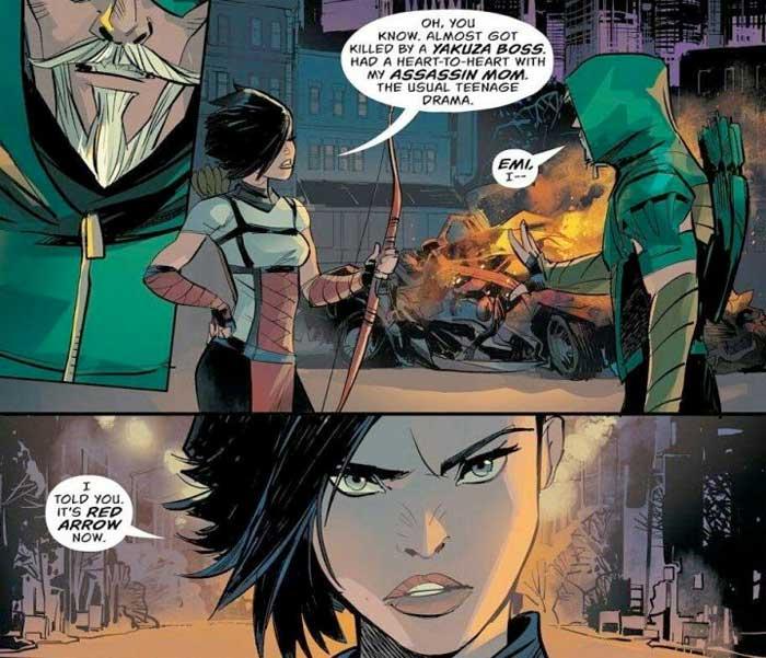 Revelado quien es el nuevo Arrow y es espectacular