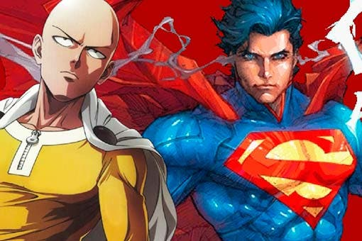 saitama superman