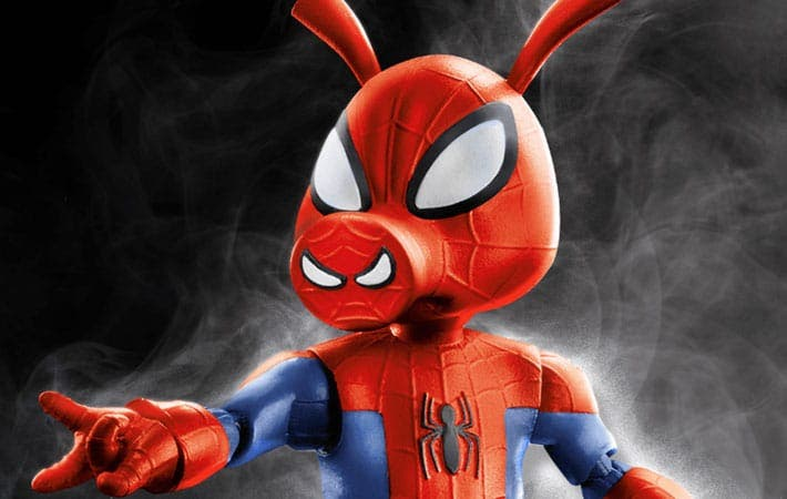 Todos los personajes de Spider-Man: Un nuevo Universo