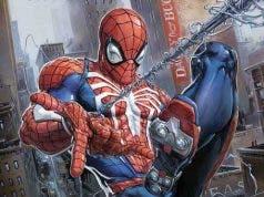 El videojuego de Spider-Man de PS4 tendrá un cómic