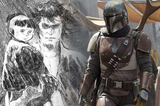 Star Wars: El Mandaloriano copiará la historia de un famoso manga