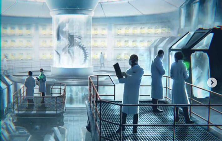 Ridley Scott está preparando otra película de Alien