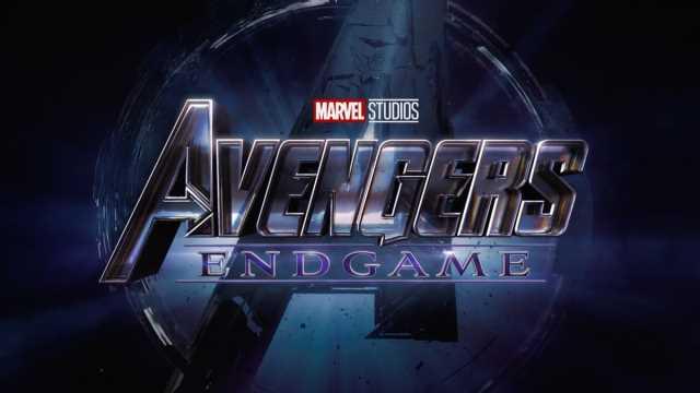 teaser poster de Vengadores End game