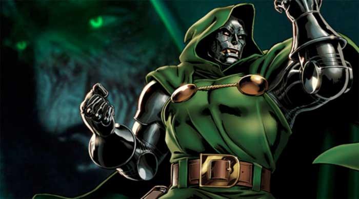 Los directores de Vengadores: Endgame quieren un nuevo Doctor Doom