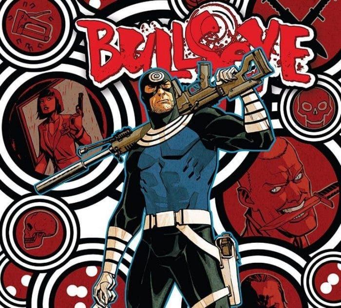 Viñeta de Bullseye: Corriendo con el diablo
