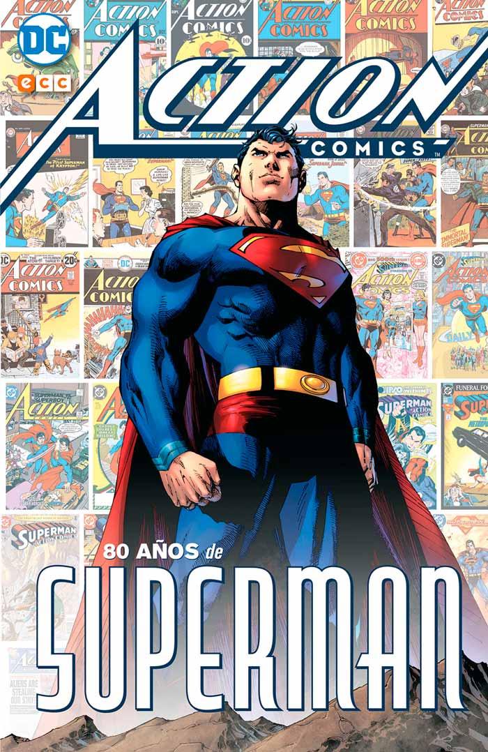 'Action Comics. 80 años de Superman