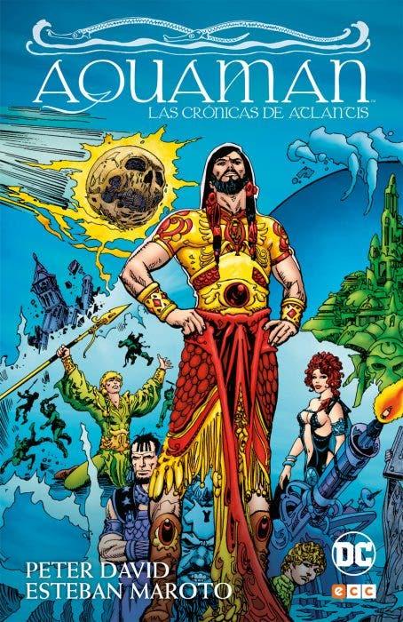 Aquaman de Peter David (DC Comics)