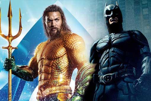 Aquaman ya es la más taquillera del DCEU ¿Batirá a El Caballero Oscuro?