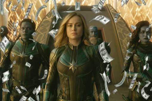 Capitana Marvel será un éxito de taquilla exagerado