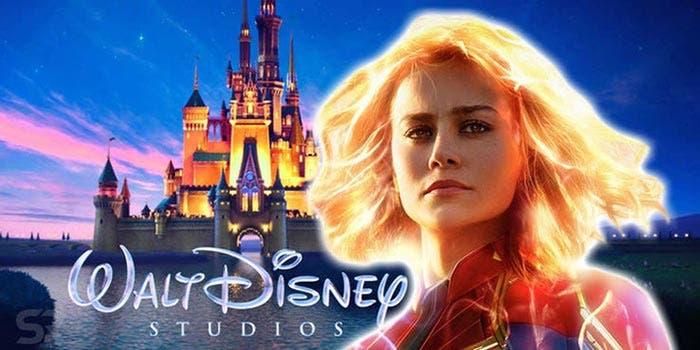 El plan de Disney con Capitana Marvel (2019)