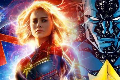'Capitana Marvel': Filtran la aparición sorpresa de (SPOILER) en la película