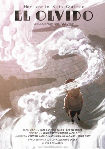 El olvido Premios Goya