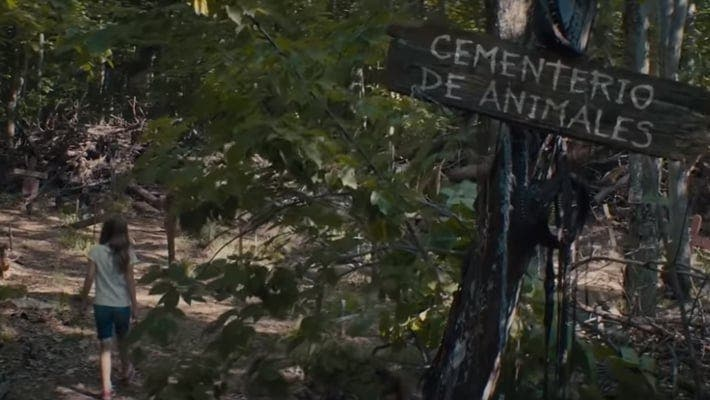 Cementerio de Animales en Netflix: Nuevo TV SPOT