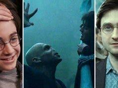 La cicatriz de Harry Potter