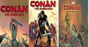 Conan el bárbaro, de Jason Aaron y Mamouhd Ashrar (Marvel)