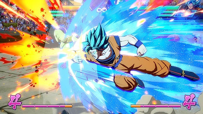 Dragon Ball FighterZ (Videojuegos)