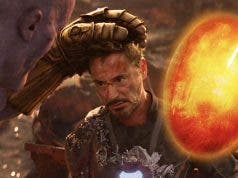 Explicación de Thanos y Iron Man en Vengadores: Infinity War (Marvel)