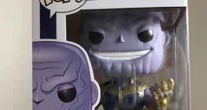 Filtrados los Funko Pops de Vengadores: Endgame con nuevos diseños