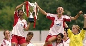 fútbol femenino Quiero ser como Beckham