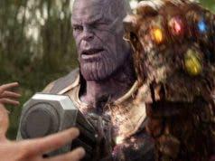 Así está el Guantelete del Infinito de Thanos en Vengadores: Endgame