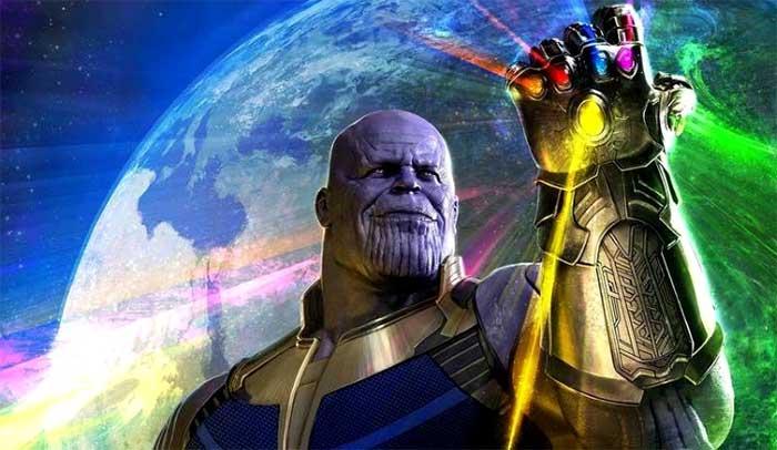 Filtran la espectacular armadura de Thanos en Vengadores: Endgame