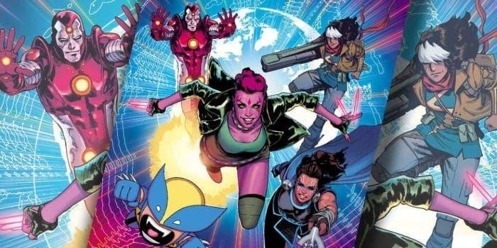 Imagen de Exiliados: La prueba del tiempo (Panini Cómics - Marvel)
