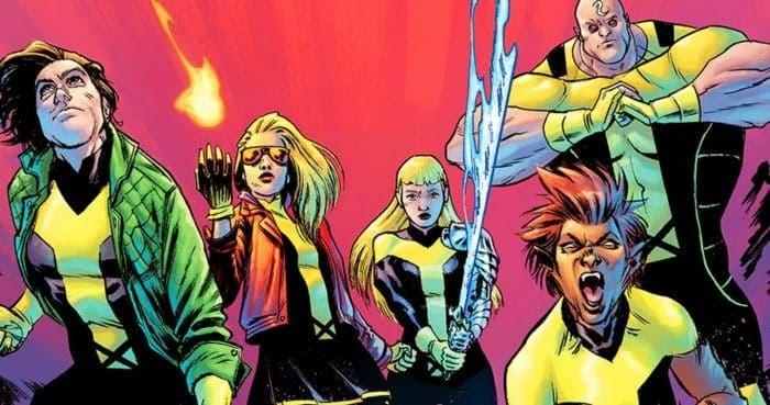 Imagen de Los Nuevos Mutantes: Almas muertas (Panini Cómics)