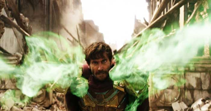 """Por """"esto"""" Jake Gyllenhaal es Mysterio en Spider-Man: Lejos de casa"""