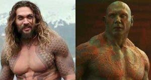 Así iba a ser Jason Momoa como Drax en Guardianes de la Galaxia
