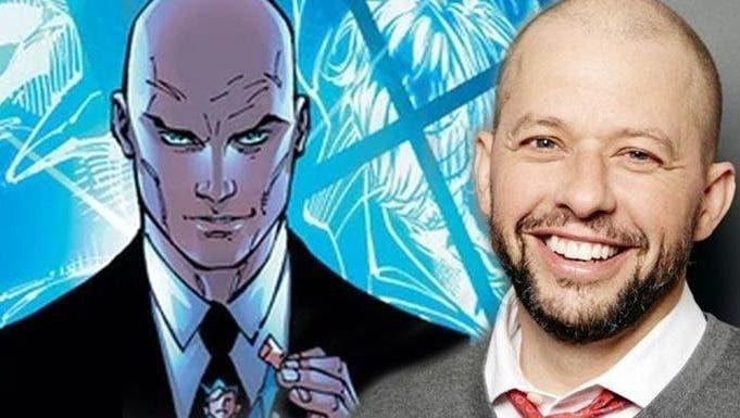 Jon Cryer es Lex Luthor