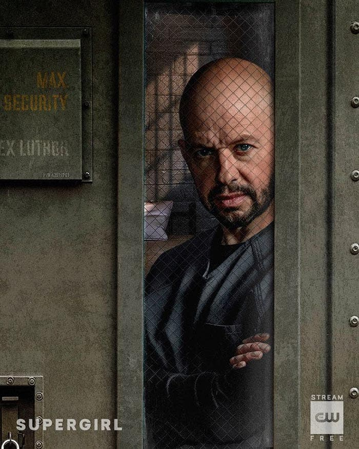 Jon Cryer como Lex Luthor en Supergirl (Arrowverso)