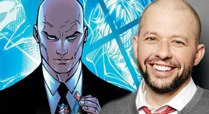 Jon Cryer es Lex Luthor