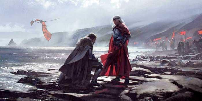 Juego de Tronos 8: ¿Es posible una alianza Stark con Targaryen?