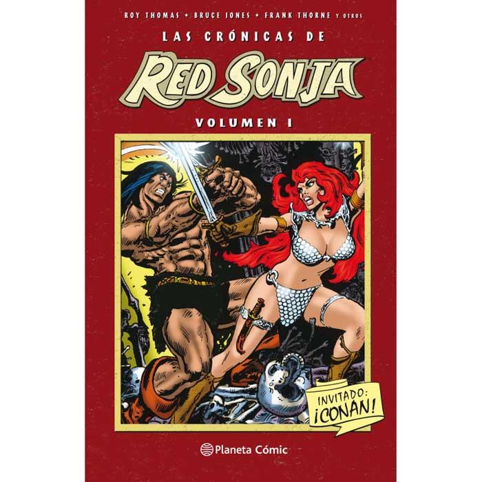 Las Crónicas de Red Sonja 1 (Planeta Cómic)
