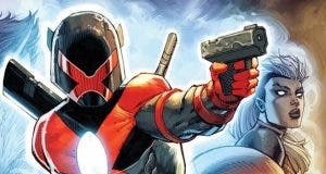 Major X del creador de Deadpool (Marvel)