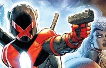Major X del creador de Deadpool (Marvel)