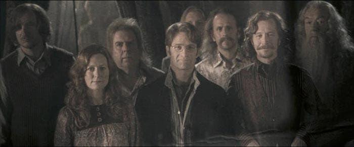 La Orden del Fénix en la saga de Harry Potter