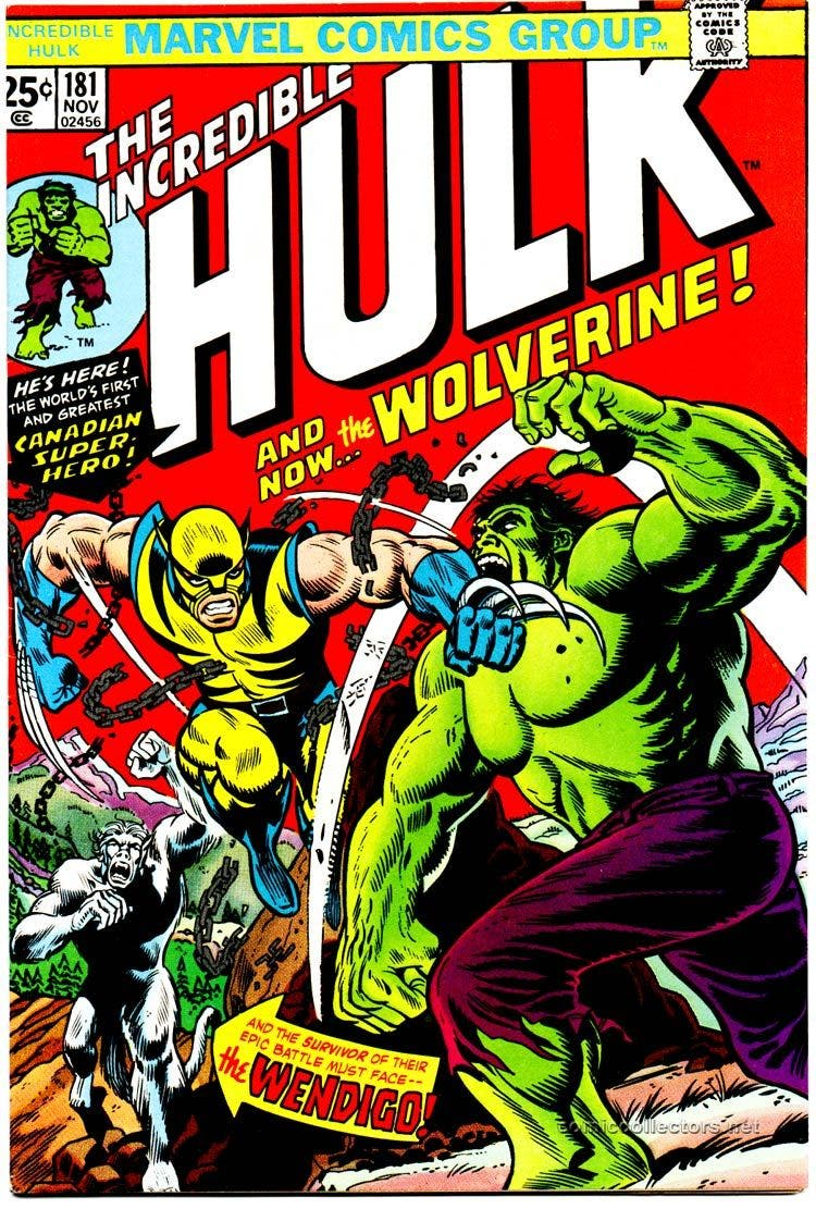 portada hulk v lobezno