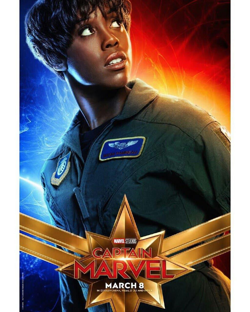 Revelan por qué Capitana Marvel no tiene interés romántico en la película