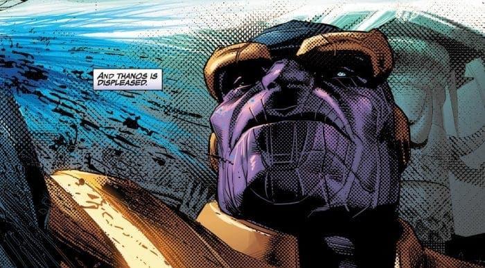 Reseña de 100% Marvel HC. Thanos (Panini Cómics)