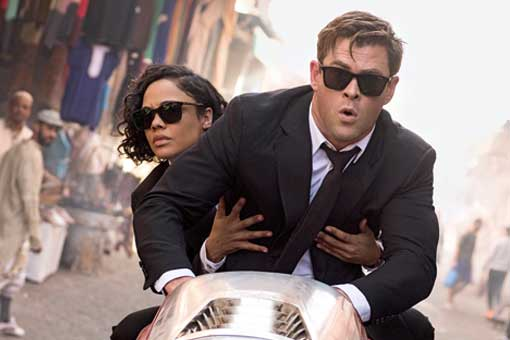 Revelado el villano principal de Men in Black: International