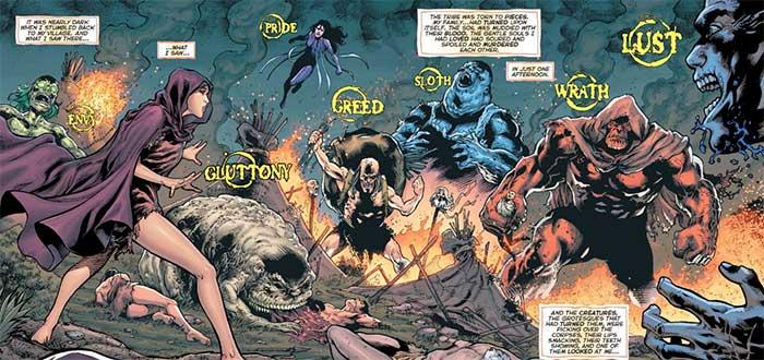 Revelados los espectaculares villanos de la película Shazam!