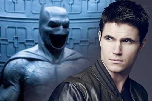 Espectacular Fan Art de Robbie Amell como el nuevo Batman